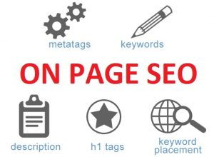 on-page seo tactics