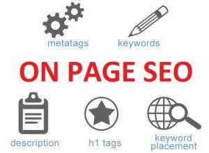 on-page seo tactics